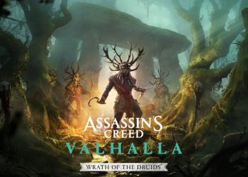 Assassin's Creed: Valhalla | DLC A Ira dos Druidas chega amanhã, 13