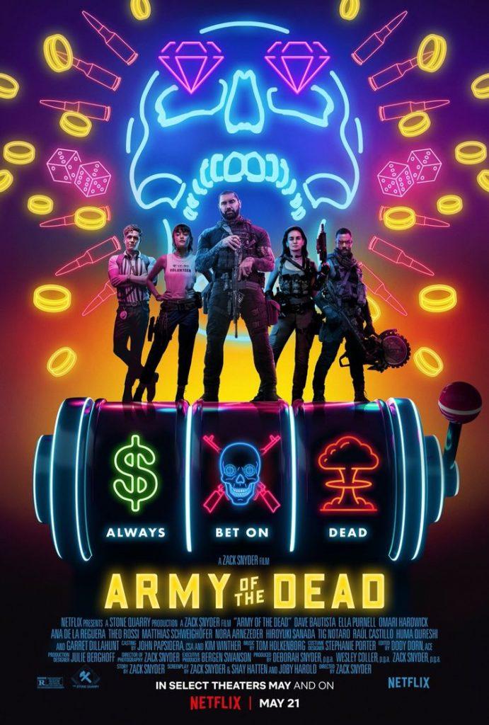Army of the Dead: Invasão em Las Vegas   Crítica  
