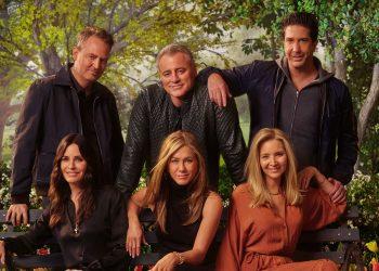 Friends: The Reunion ganha suas primeiras imagens oficiais