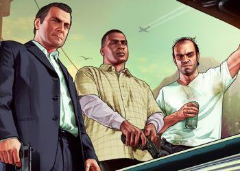 GTA V ganha data de lançamento no PlayStation 5 e Xbox Series X|S