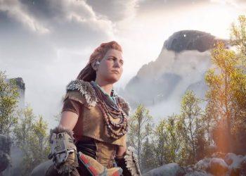 Horizon Forbidden West tem primeiro gameplay revelado
