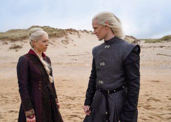 House Of The Dragon | Primeiras imagens oficiais são reveladas