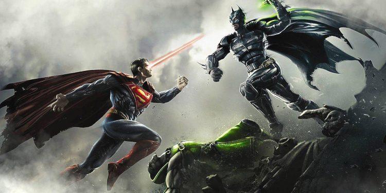 Injustice: Gods Among Us vai ganhar filme em animação