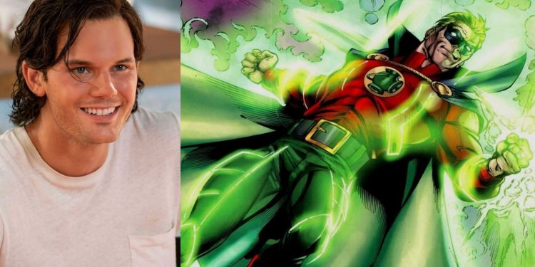 Lanterna Verde   Jeremy Irvine será Alan Scott na série do HBO Max
