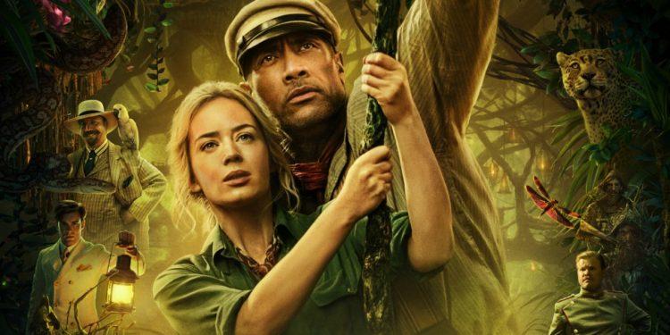 Jungle Cruise ganha data de estreia nos cinemas e no Premier Access