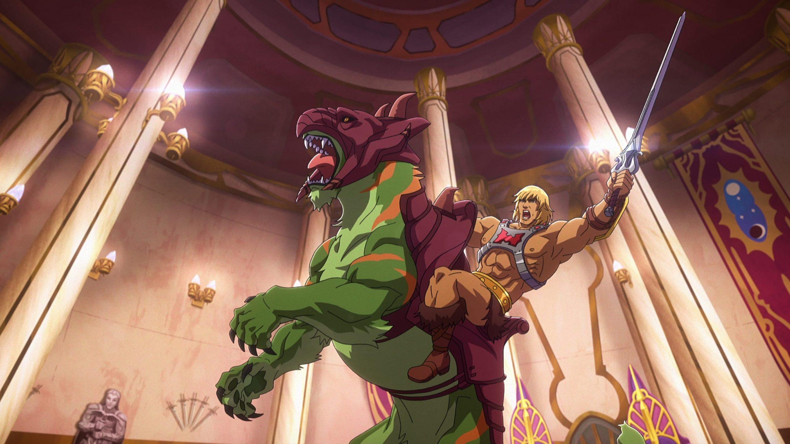 Mestres do Universo | Novo desenho do He-Man na Netflix ganha trailer