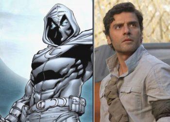 Marvel oficializa Oscar Isaac no papel do Cavaleiro da Lua