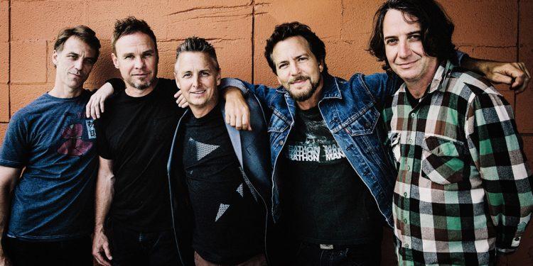 Pearl Jam lança coleção digital de músicas de 186 apresentações ao vivo