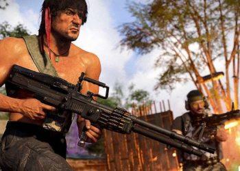 Rambo e John McClane invadem a franquia Call of Duty