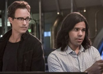 Tom Cavanagh e Carlos Valdes vão sair de The Flash