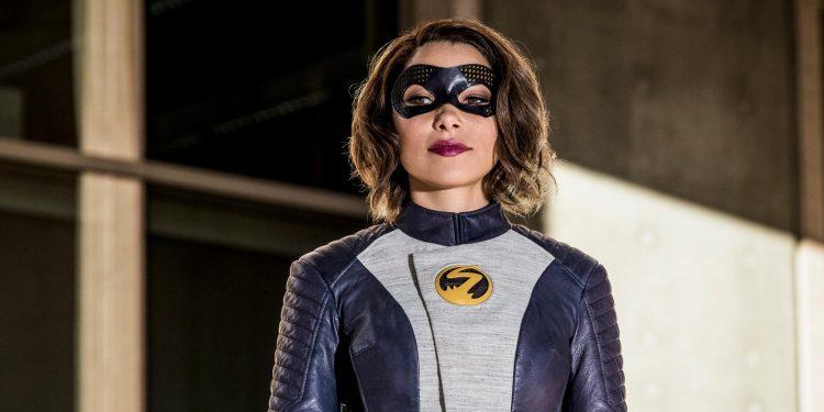 Nora em The Flash
