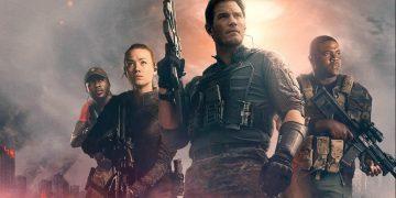 A Guerra do Amanhã com Chris Pratt do Amazon Prime Video