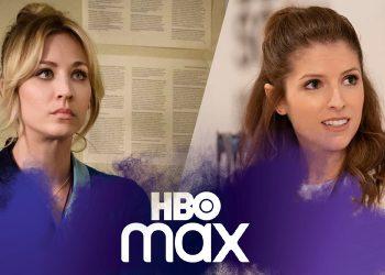 HBO MAx originals