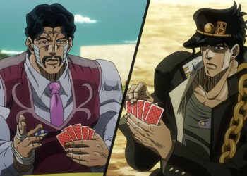 Os cinco melhores animes inspirados em cassino