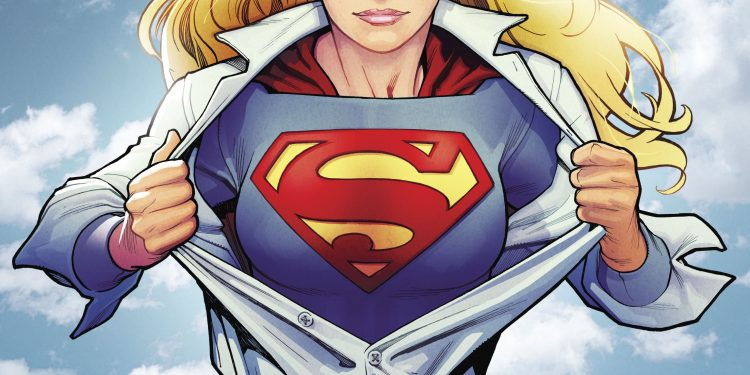 The Flash | Foto dos bastidores mostra parte do traje da Supergirl