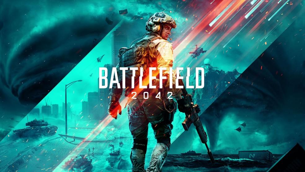 Battlefield 2042 é anunciado e ganha primeiro trailer