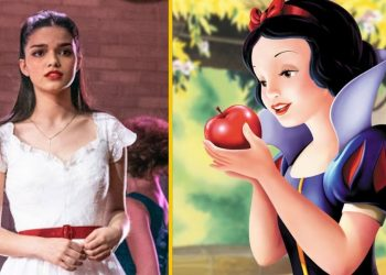 Rachel Zegler será Branca de Neve no live-action da Disney