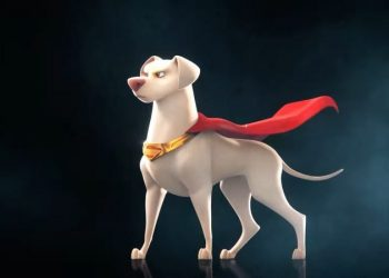 The Rock apresenta teaser do longa animado DC League of Super-Pets