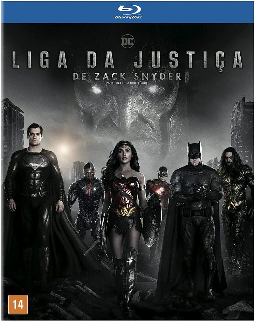 Liga da Justiça de Zack Snyder   Blu-ray será lançado em julho no Brasil