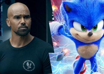 Shemar Moore entra para o elenco de Sonic 2 - O Filme