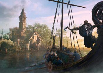 Assassin's Creed Valhalla receberá pelo segundo ano novos conteúdos