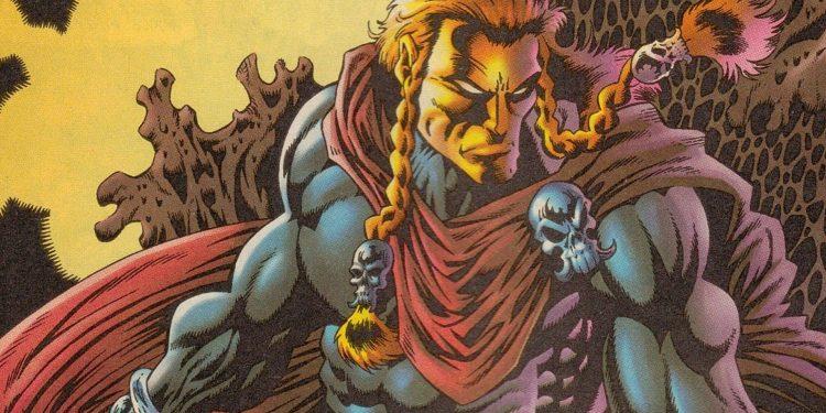 Adam Warlock Marvel