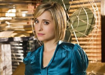 Allison Mack de Smallville