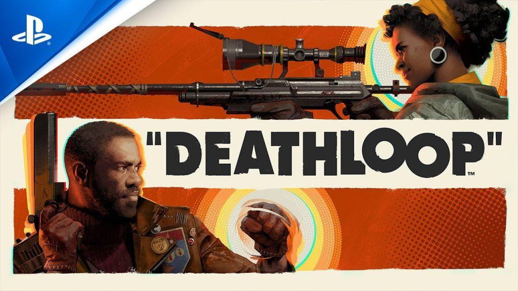 Deathloop em 2021 para PS5