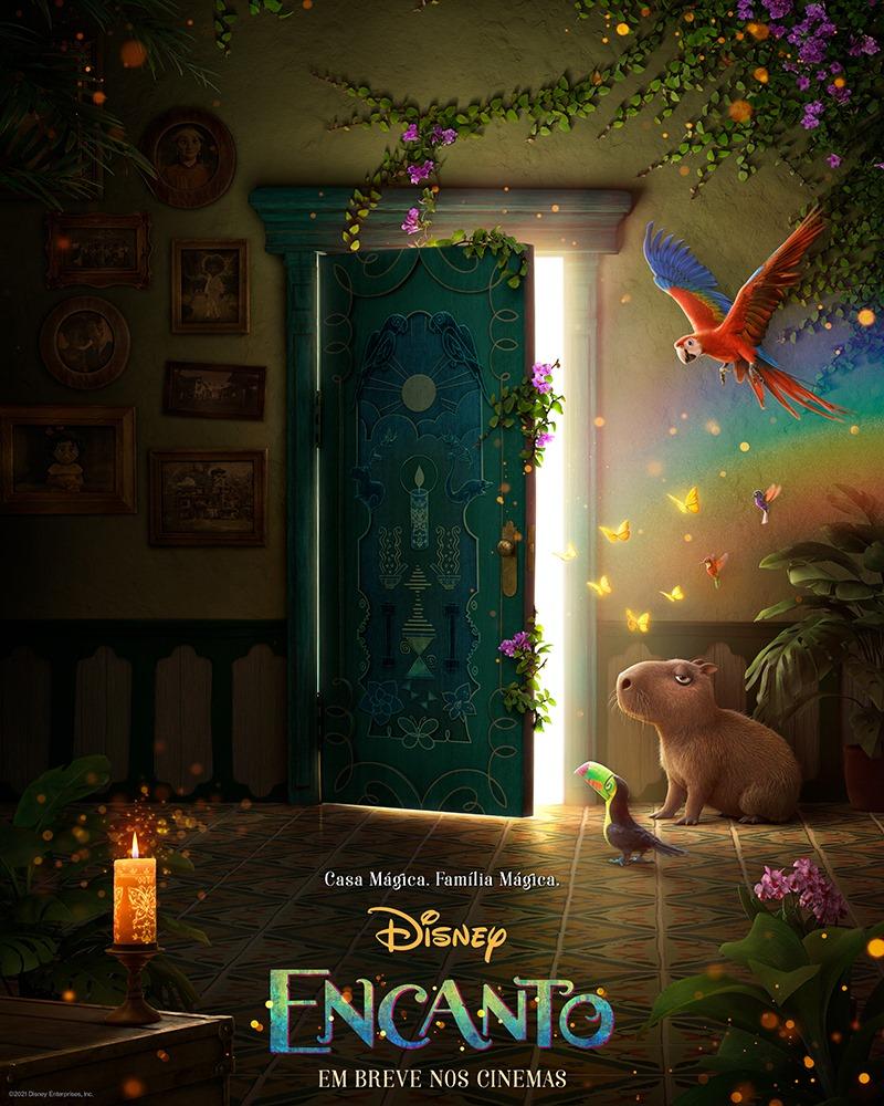 Disney - Encanto - Poster Oficial