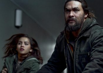 Filme Justiça em Familia estrelado por Jason Momoa