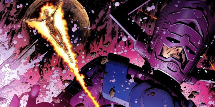 Galactus - Mais podersos que Loki