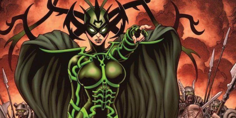Hela - mais poderosos que Loki