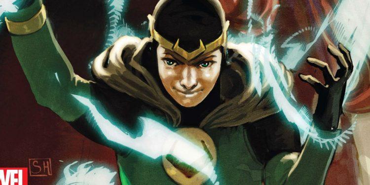 Kid Loki - Curiosidades