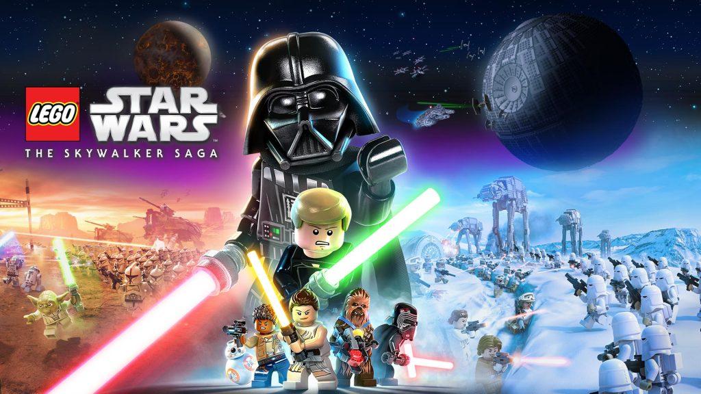 LEGO Star Wars: The Skywalker Saga para PS5