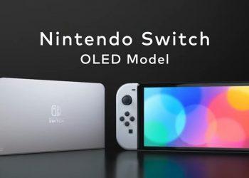 Novo Switch OLED
