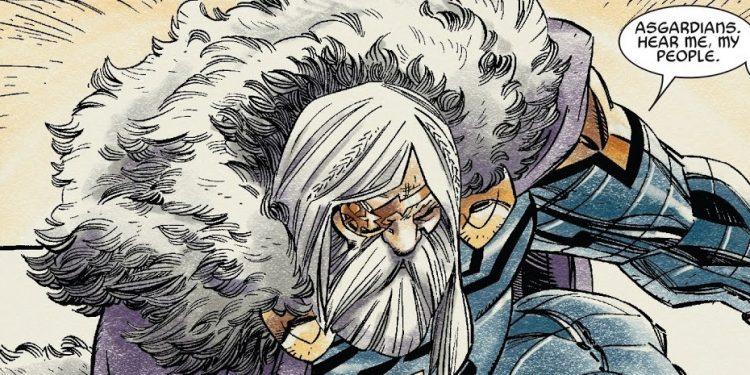 Odin - Kid Loki