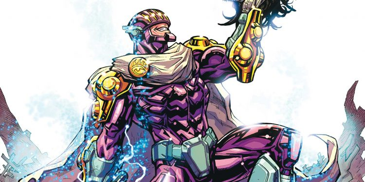 Prometheus - Batman