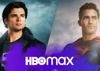 Smallville na HBO Max