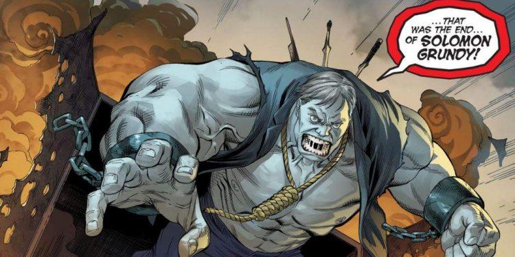 Salomon Grundy - Batman