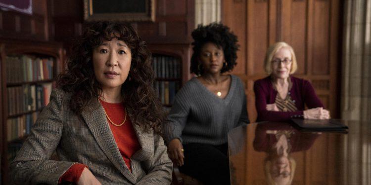 The Chair em agosto na Netflix
