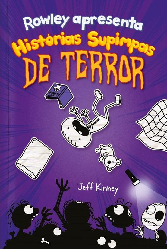 Rowley apresenta Histórias Supimpas de Terror