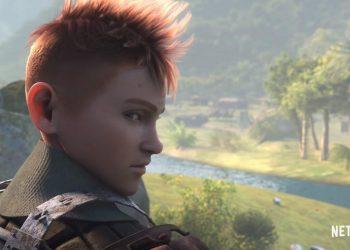 Monster Hunter: Legends of the Guild chega em agosto na Netflix