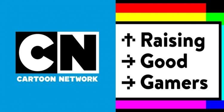 A Cartoon Network faz parceria com a Raising Good Gamers por uma comunidade gamer online mais saudável