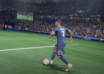 FIFA 22 | Trailer de gameplay aposta no realismo das partidas