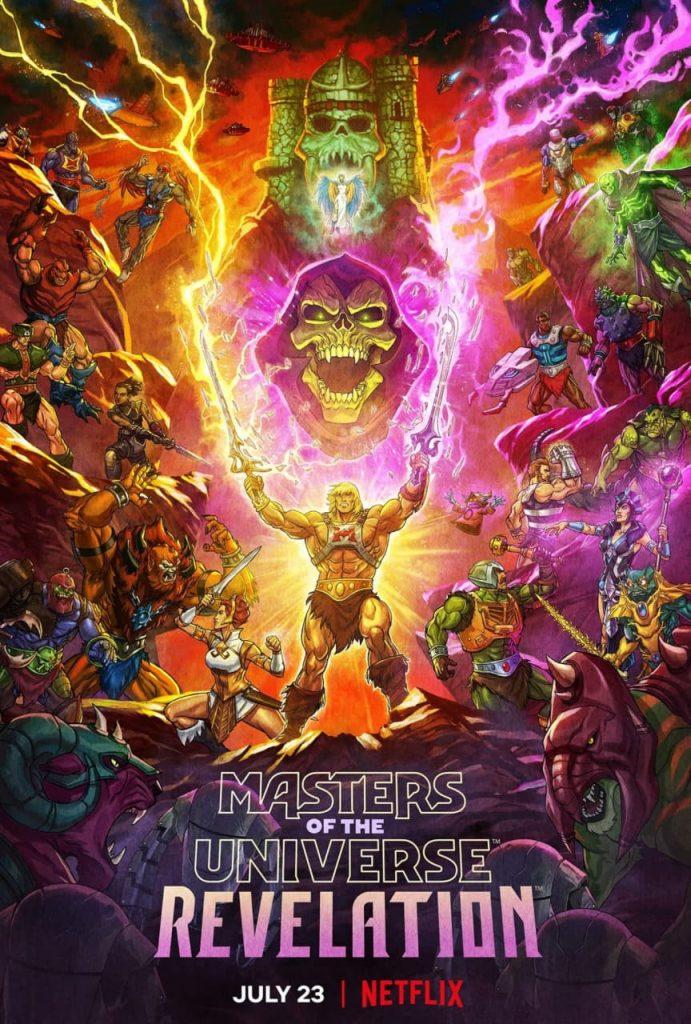 Mestres do Universo: Salvando Eternia - Parte 1   Crítica  