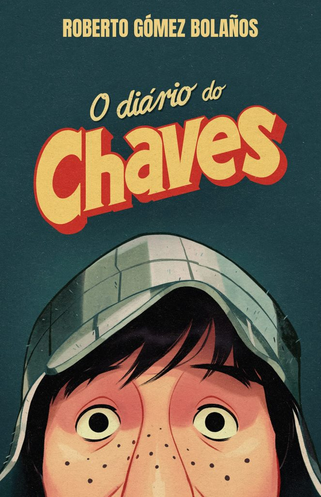 Ler é Bom, Vai! O Diário do Chaves, de Roberto Gómez Bolaños