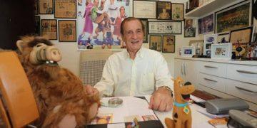 Orlando Drummond, a voz do Scooby-Doo, morre aos 101 anos