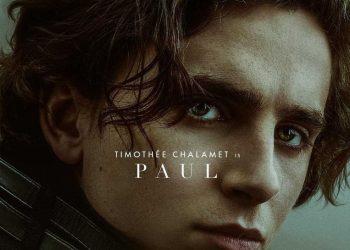 Personagens de Duna são apresentados nos cartazes do filme