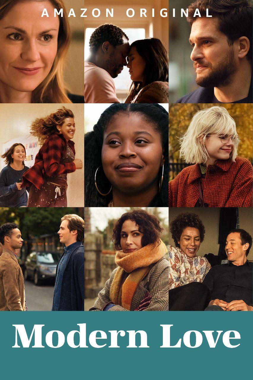 Estrelada por Kit Harington, Lucy Boynton e Anna Paquin,a segunda temporada de Modern Love estreia dia 13 de agosto