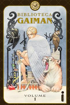 Ler é Bom, Vai! Biblioteca Gaiman - Volume 1